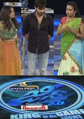 Suma's Genes New Game Show – E 42 – 27th May – with Madhavi Latha , Ali