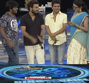 Suma's Genes New Game Show – E 42 – 20th May – with Sunny , Sudeer , Srinu