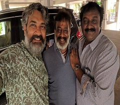 Pic Talk: Korrapati Selfie With Star Directors