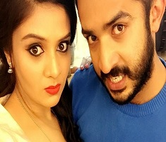 Srimukhi Defends 'Friend' Anchor Ravi