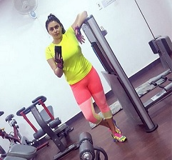 Pic: Namitha Version 2.0