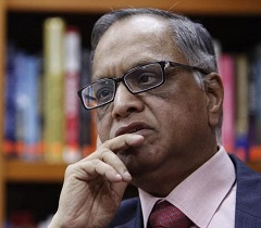 Lays Off: Narayana Murthy Expresses Sadness