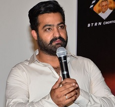 NTR Answers Critics Like A Boss