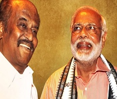 Rajinikanth to meet Modi. What's Up?