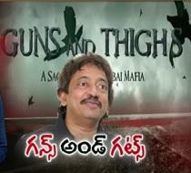Ram Gopal Varma Interview on 'Guns & Thighs'
