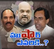 BJP in Telangana | Ready to 2019 Elections | Special Focus