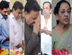 Celebs Condolences To Dr C. Narayana Reddy