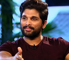 Divide Talk Makes Allu Arjun Happy!!