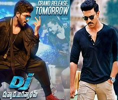 Ram Charan Keeps Watch on DJ Openings!