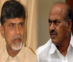 Why is Naidu scared of acting against JC?