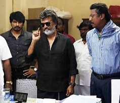 Unit Member Died on Rajini's Kaala Sets