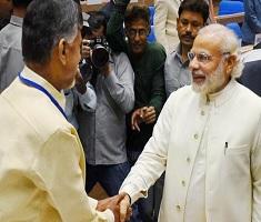 President Polls : After Modi Its Chandrababu