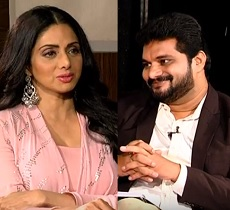 Exclusive Interview with Sridevi – Mukha Mukhi