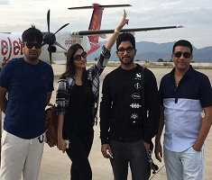 Allu Arjun's Charted Flight Costs 25,000 USD