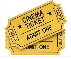 New Movie Ticket Rates from July 1