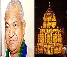 Telangana Former MLA Goes Missing in Tirumala