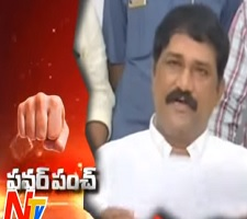 Ganta Srinivasa Rao Punch to Drug Mafia in AP | Power Punch