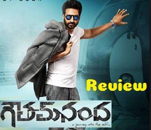 Gautham Nanda Movie Review – 2.75/5