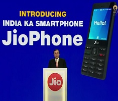 Get Reliance Jio 4G phone for Rs 0
