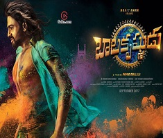 First Look: Nara Rohit In & As Balakrishnudu
