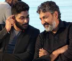Bunny And Rajamouli's Chemistry: Something Wrong?