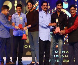 Santosham South India Film Awards 2017