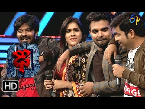 Dhee 10 Dance Show – Sudheer,Rashmi,Priyamani,Pradeep – 25th April – E40