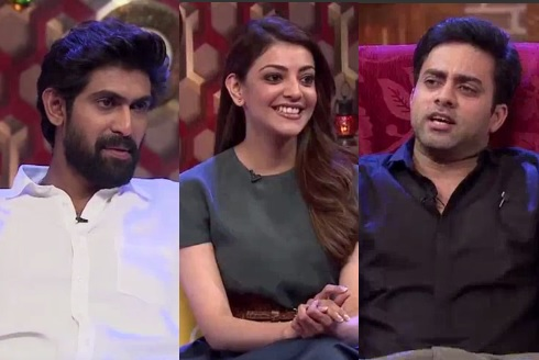 No 1 Yaari with Rana – Special Show with Navadeep & Kajal – 16th Aug