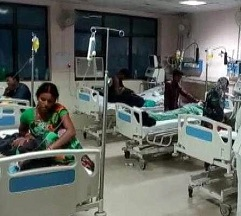 Oxygen Supply 'Disrupted': 63 Children Dead In UP