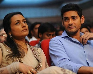 Namratha Upset With Spyder?