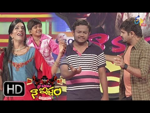 Jabardast Chanti Naa Show Naa Istam – 18th Oct