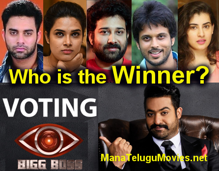 Jr NTR's Bigg Boss Reality Show – 21st Sep