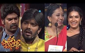 Pandaga Chesko – Diwali Special Show with Suma,Bithiri Sathi & Jabardast Comedians