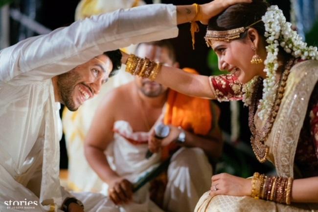 Samantha Chaitanya Wedding Exclusive Gallery