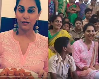 A Sweet Sugar free Diwali – Upasana Kamineni Kind Heart