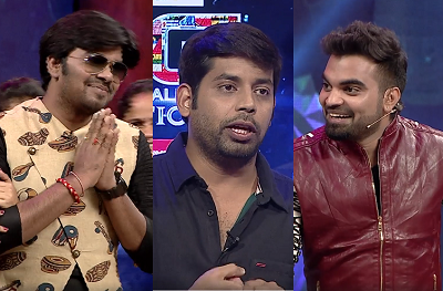 BIG Celebrity Challenge International | Pradeep & Sudigali Sudheer- E20 – 18th Nov