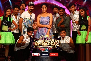Anasuya Jackpot 2 Comedy Show – 7th May – With Sowmya, Appa Rao, Sirisha, Prasanthi