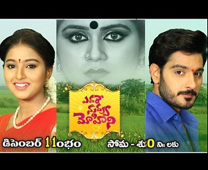 Evare Nuvvu Mohini Telugu Daily Serial- E1 – 11th Dec