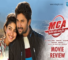MCA -Middle Class Abbayi Movie Review