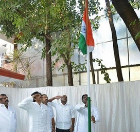 Pawan Kalyan Republic Day Celebrations At Janasena Office Photos – Gallery