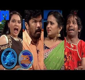 Suma's Genes New Game Show – E75 – 13th Jan with Posani Muralikrishna,Hema