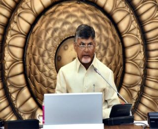 Naidu's Big Gesture Towards Boy