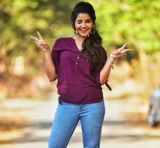 Pic : Anupama Does Priya Prakash Warrier
