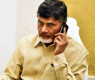 Chandrababu Gets Important Call From Modi's Office