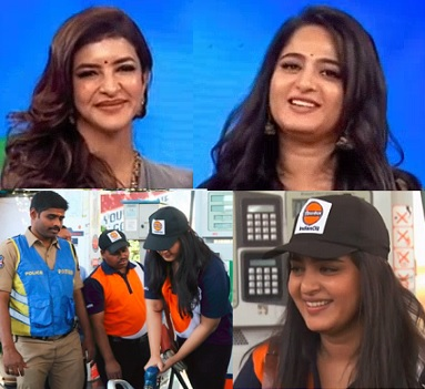 Lakshmi Manchu Memu Saitham – Season 2 with Anushka – 18th Feb