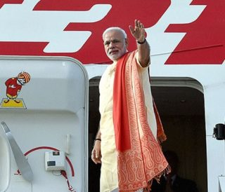 Pak imposes 2.86 lakh charges on Modi's flights