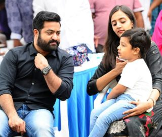 NTR and Pranathi Expecting New Member In Family