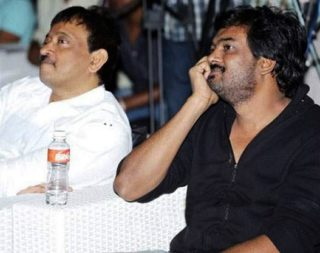 Puri to direct RGV in a police role!