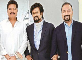 Rajinikanth Mediates between Shankar & Lyca?