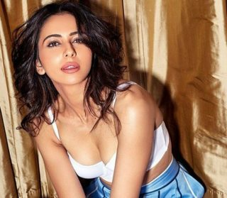 Hot Talk: Rakul's Bikini Video Is Out